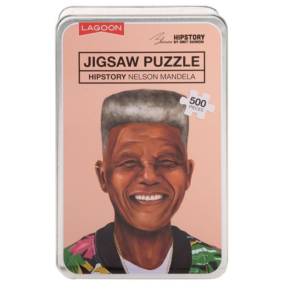 Hipstory | Hipstory Jigsaw Nelson Mandela | Shut the Front Door