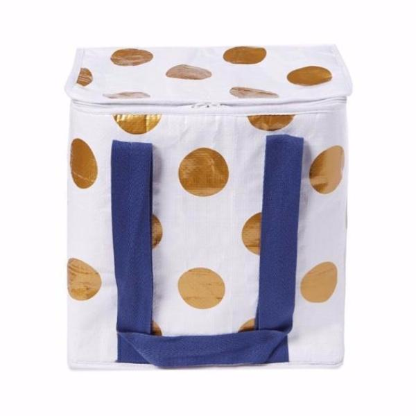Project Ten | Lifesaver Insulated Tote GOLD DOT | Shut the Front Door