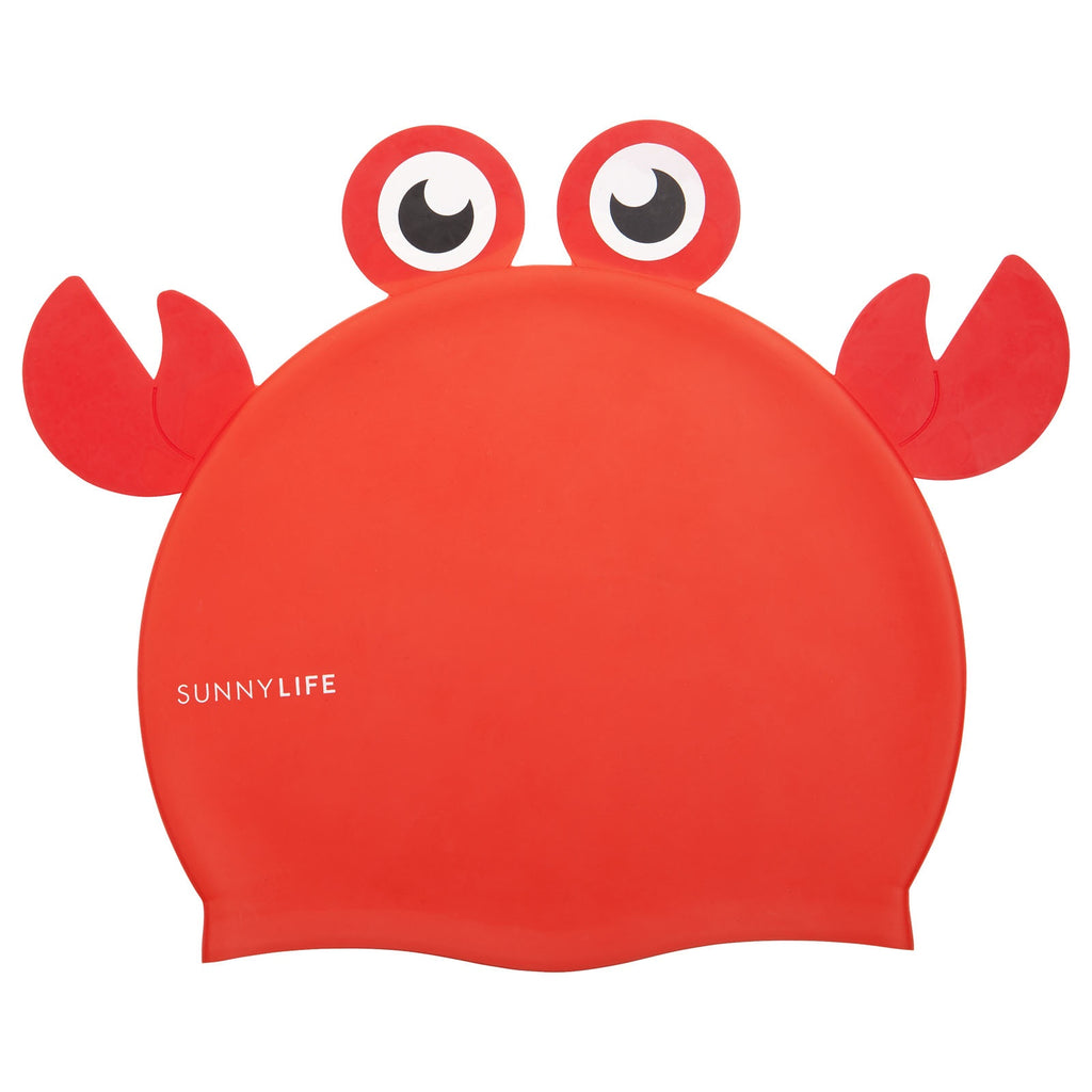 Sunnylife | Swimming Cap Crabby | Shut the Front Door
