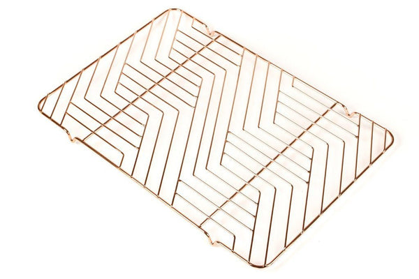 Bendo | Cool Luxe - Cake Cooling Rack Copper | Shut the Front Door