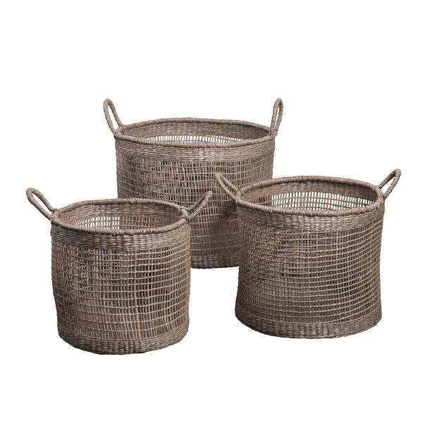 General Eclectic | Aldo Seagrass Basket Small | Shut the Front Door