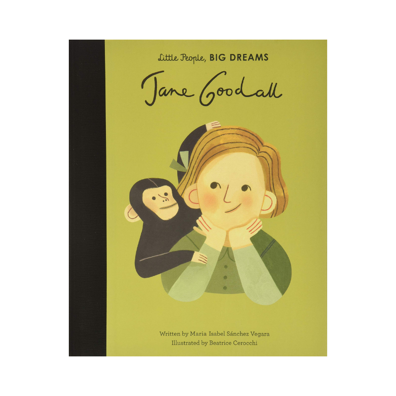 Allen & Unwin | Jane Goodall (Little People Big Dreams) Book | Shut the Front Door