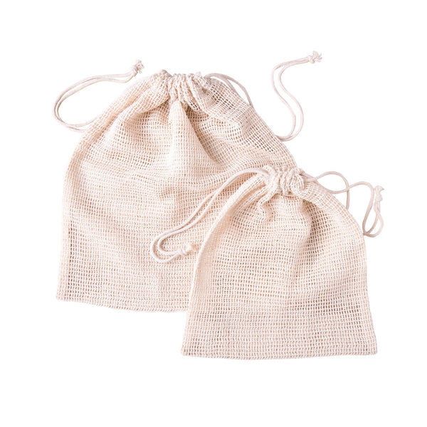Save Planet A | Organic Cotton Produce Bags | Shut the Front Door