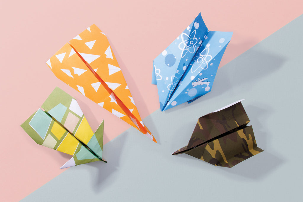 Lagoon | Paper Plane Kit | Shut the Front Door