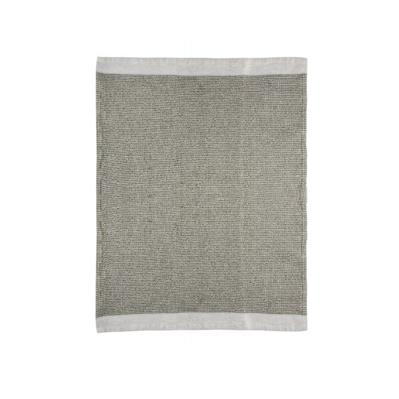 Academy Home | Hardy Waffle Tea Towel - Green | Shut the Front Door