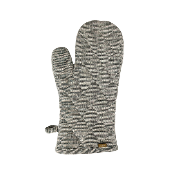 Raine & Humble | Heidi Oven Glove - Charcoal | Shut the Front Door