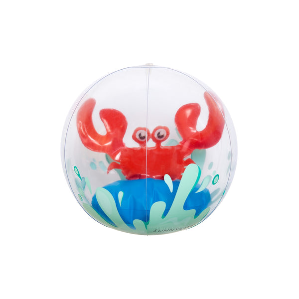 Sunnylife | 3D Inflatable Ball Crabby | Shut the Front Door