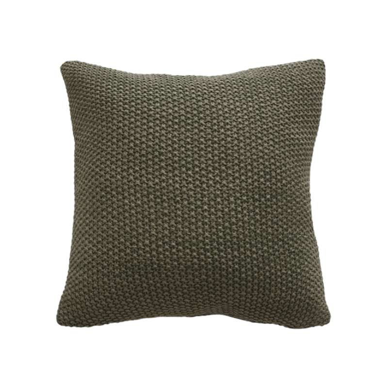 Mulberi | Milford Moss Stitch 45x45 Cushion - Mangrove | Shut the Front Door