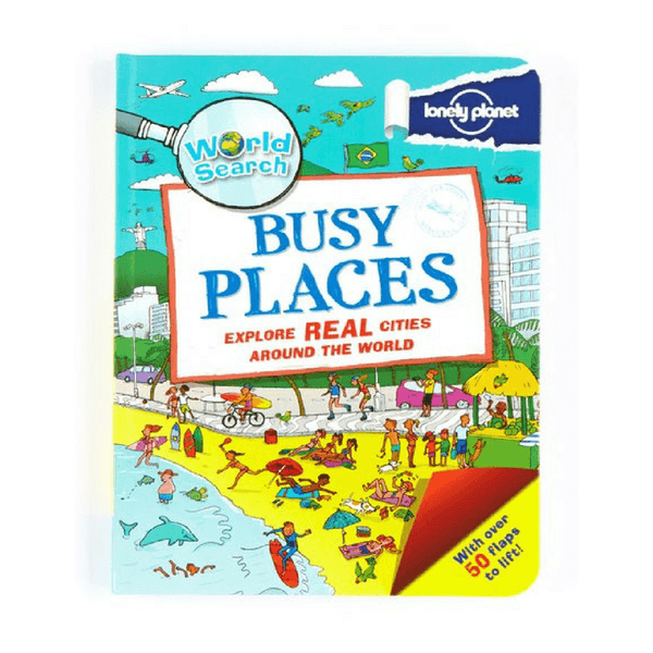 Lonely Planet | Lonely Planet World Search: Busy Places | Shut the Front Door