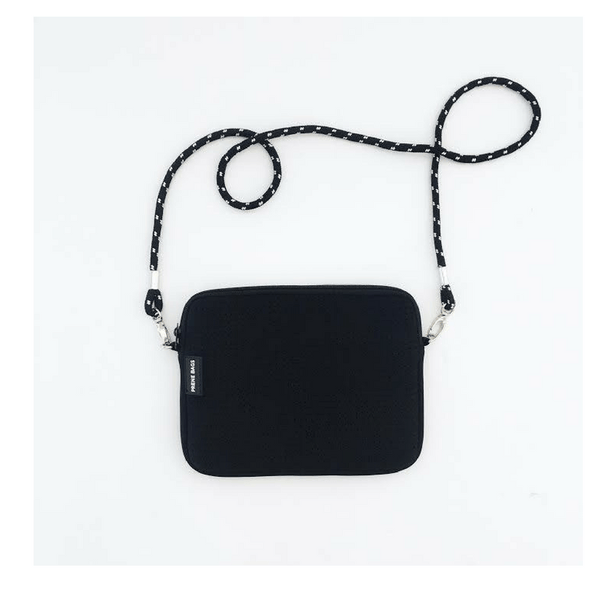 Prene Bags | PRENE Pixie Bag Black | Shut the Front Door