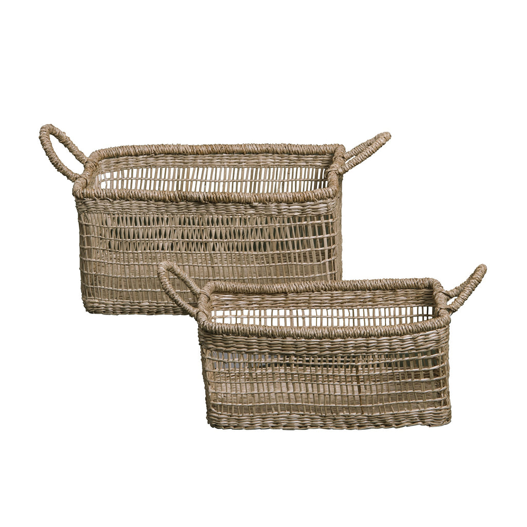 General Eclectic | Budi Basket Small | Shut the Front Door