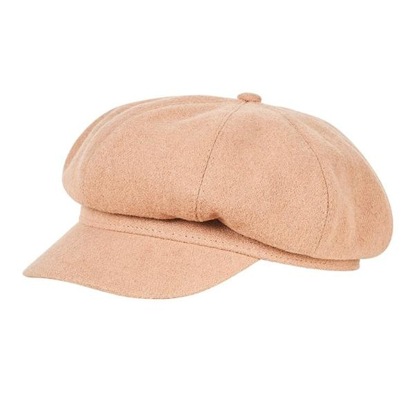 eb & ive | Savoy Slouch Cap - Caramel | Shut the Front Door