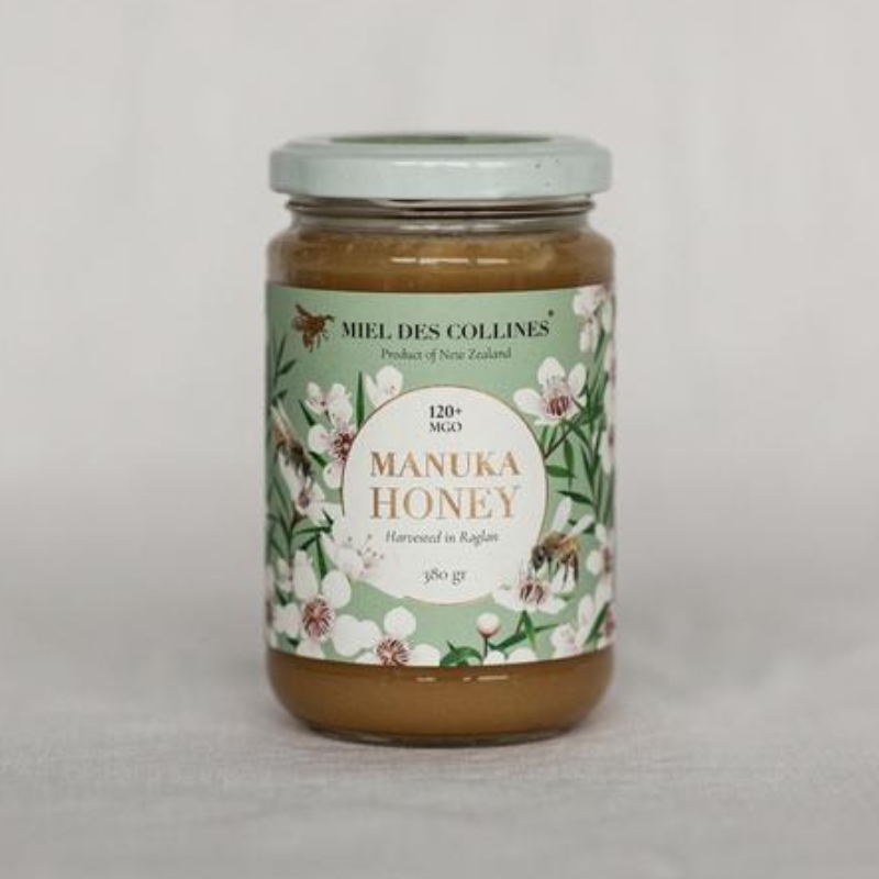 Miel des Collines | Manuka Honey 380g Jar | Shut the Front Door