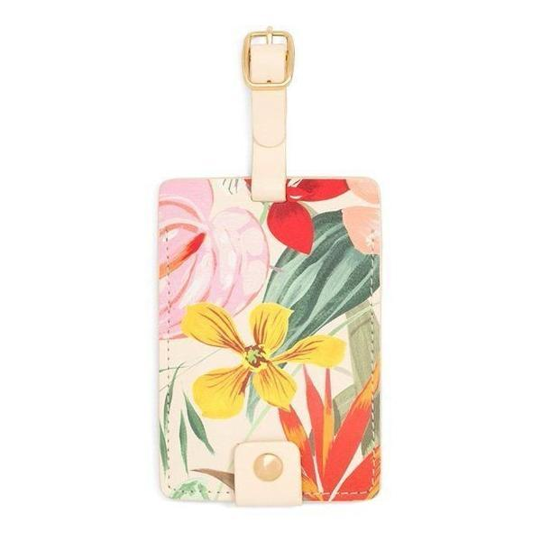 ban.do | Paradiso Luggage Tag | Shut the Front Door