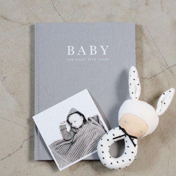 Write to Me Stationery | Baby Journal - Birth to Five Years | Shut the Front Door