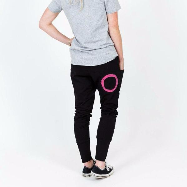 Home-lee | Apartment Pant Black Pink O *PREORDER* | Shut the Front Door
