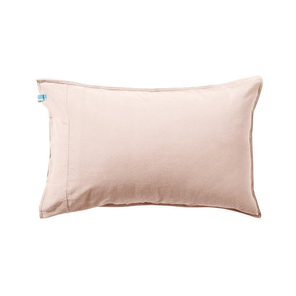 SAGE & CLARE | Giselle Velvet Pillowcase - Blush | Shut the Front Door