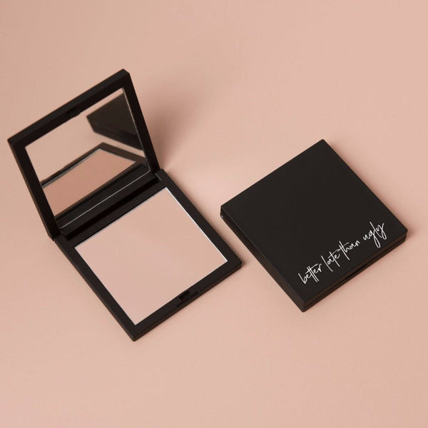 Say It With Polish | Compact Mirror Duo - Better Late than Ugly | Shut the Front Door