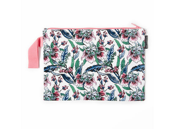 Project Ten | Zip Pouch - Botanical | Shut the Front Door