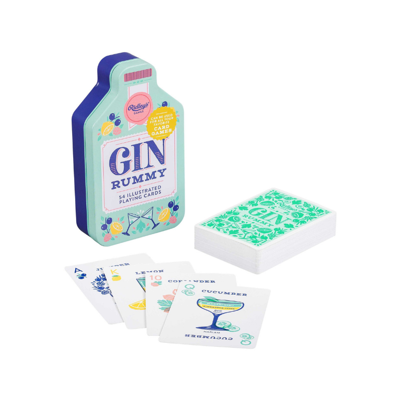 Ridleys | Gin Rummy Playing Cards | Shut the Front Door