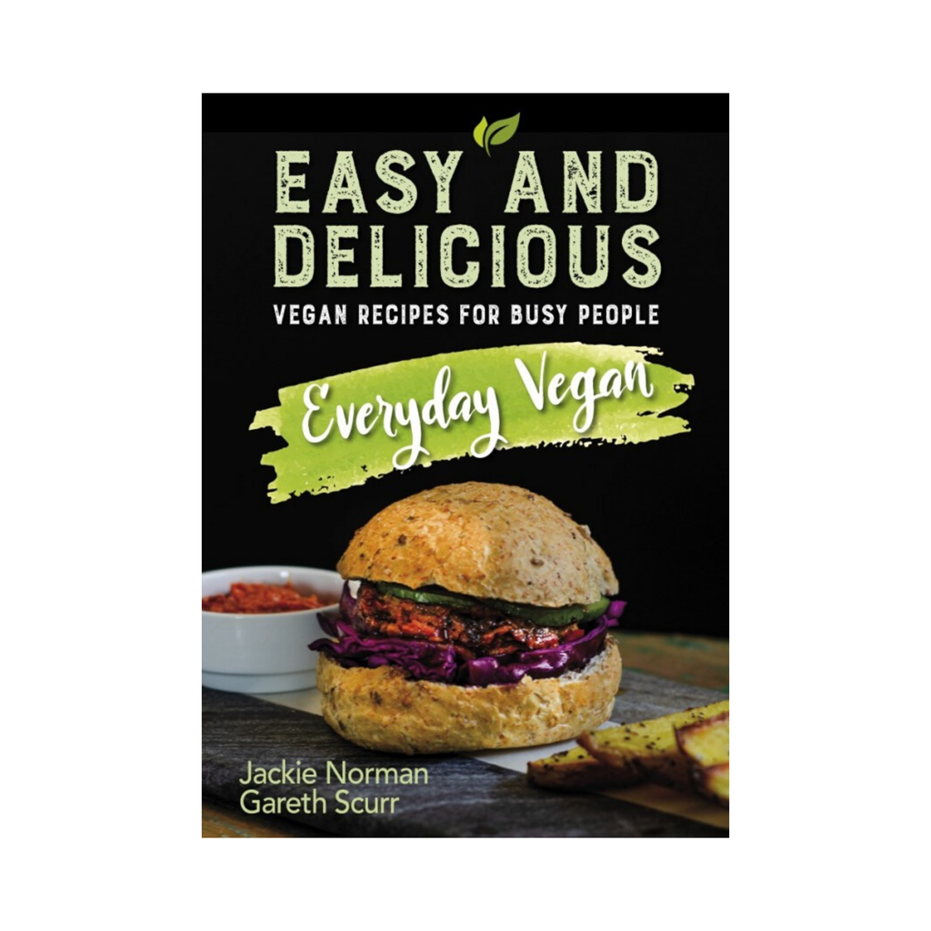 New Holland | Easy and Delicious Everyday Vegan | Shut the Front Door