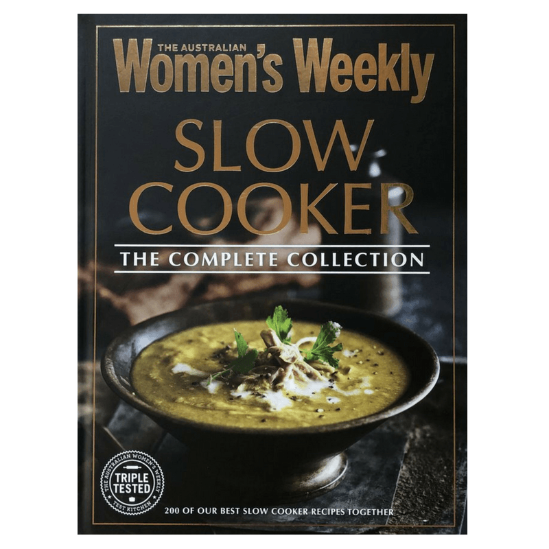 Bauer Media | Slow Cooker: The Complete Collection | Shut the Front Door