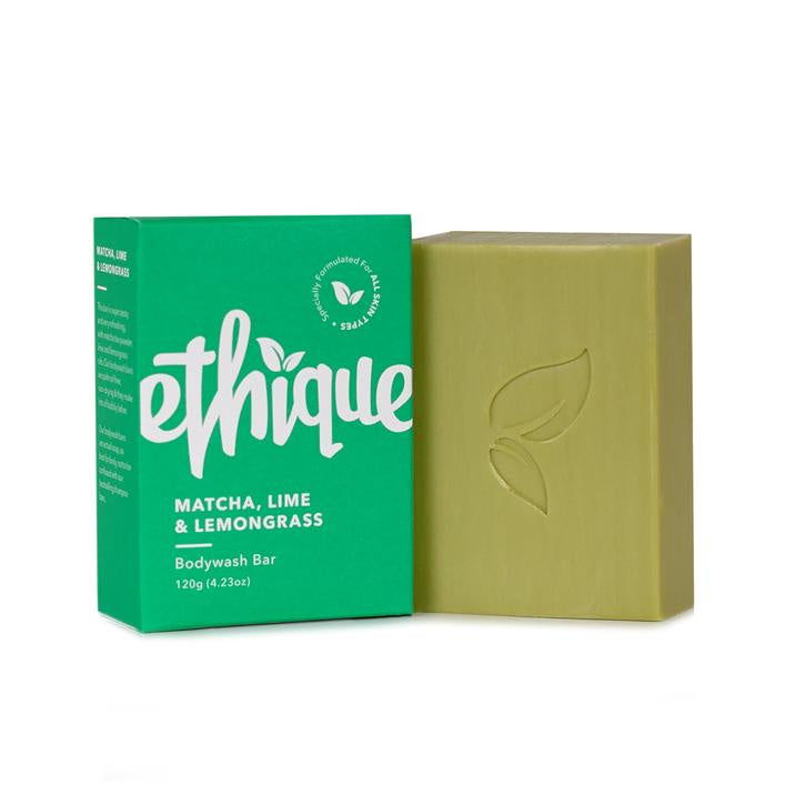 Ethique | Matcha, Lime & Lemongrass Bodywash Bar | Shut the Front Door