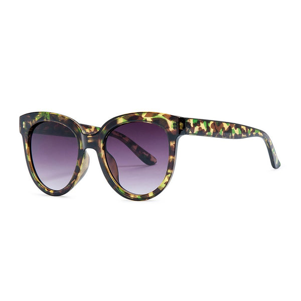 Reality Eyewear | Sunglasses  - Supersence Green Turtle | Shut the Front Door