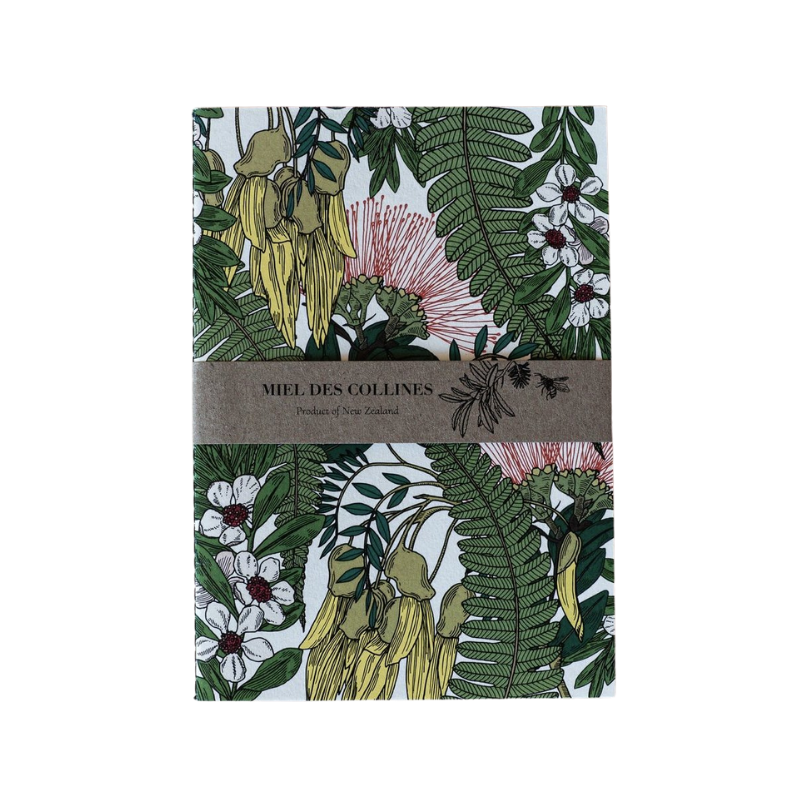 Miel des Collines | Kowhai Notebook | Shut the Front Door