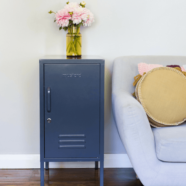 Mustard | Shorty Locker - Slate | Shut the Front Door