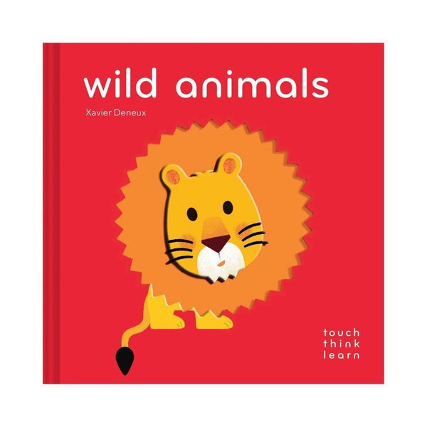 Chronicle Books | Wild Animals : Think Learn Book | Shut the Front Door