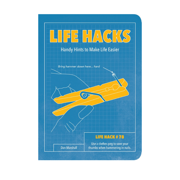 Summersdale Publishers | Life Hacks | Shut the Front Door