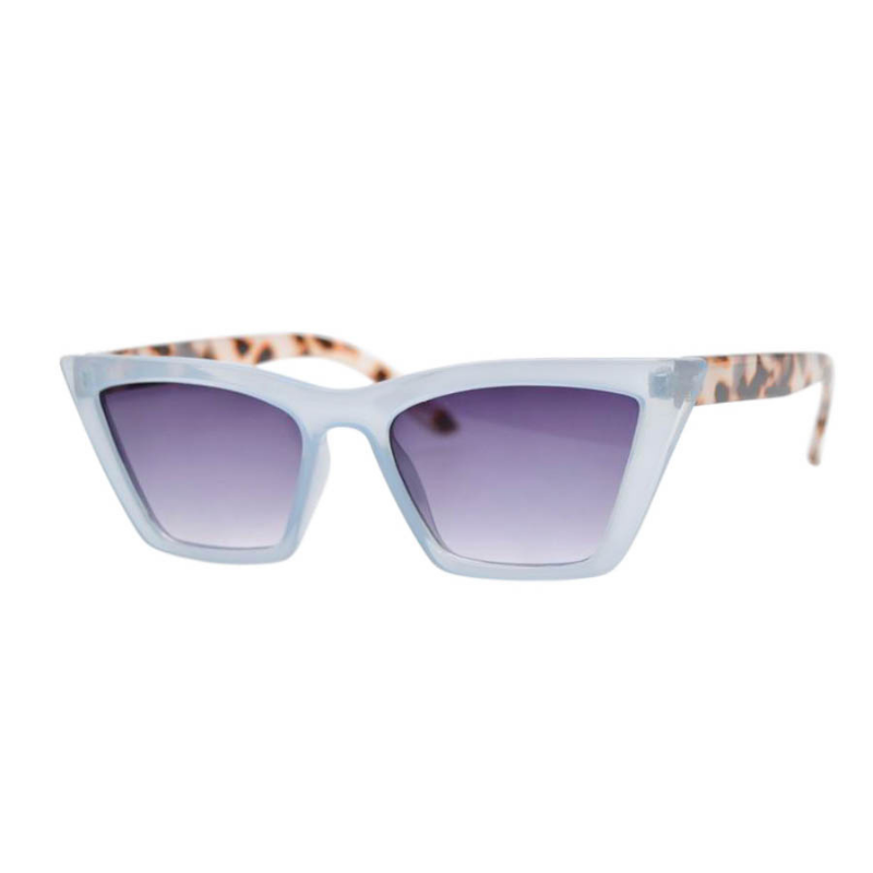 Reality Eyewear | Lizzette Sunglasses - Grey Blue | Shut the Front Door