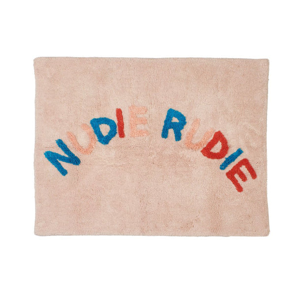 SAGE & CLARE | Tula Nudie Rudie Bath Mat - Soleil | Shut the Front Door