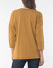 Elm Knitwear | Monsoon 3/4 Sleeve Tee - Mustard | Shut the Front Door
