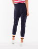 Elm Knitwear | Knock Off Pant - Navy | Shut the Front Door