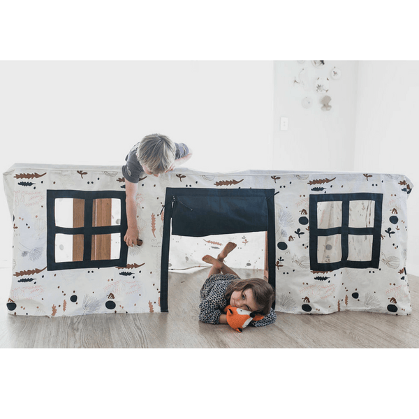 CubbyTime | Cubby Time Fabric Cubby House | Shut the Front Door