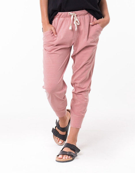 Elm Knitwear | Wash Out Pant Pink | Shut the Front Door