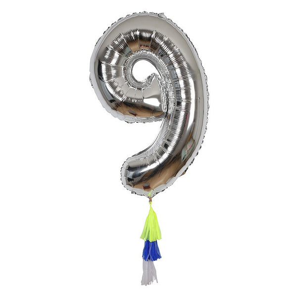 Meri Meri | Balloon Number 9 | Shut the Front Door