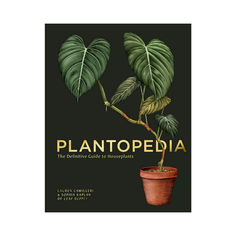 Simon & Schuster | Plantopedia - The Definitive Guide to House Plants | Shut the Front Door