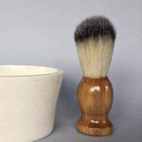 Gruff | Gruff Shaving Brush | Shut the Front Door
