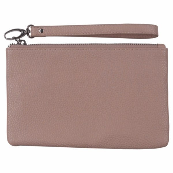 eb & ive | Alta Pouch Nude | Shut the Front Door