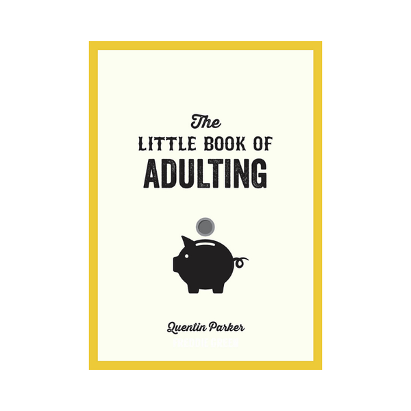 Summersdale Publishers | The Little Book of Adulting | Shut the Front Door