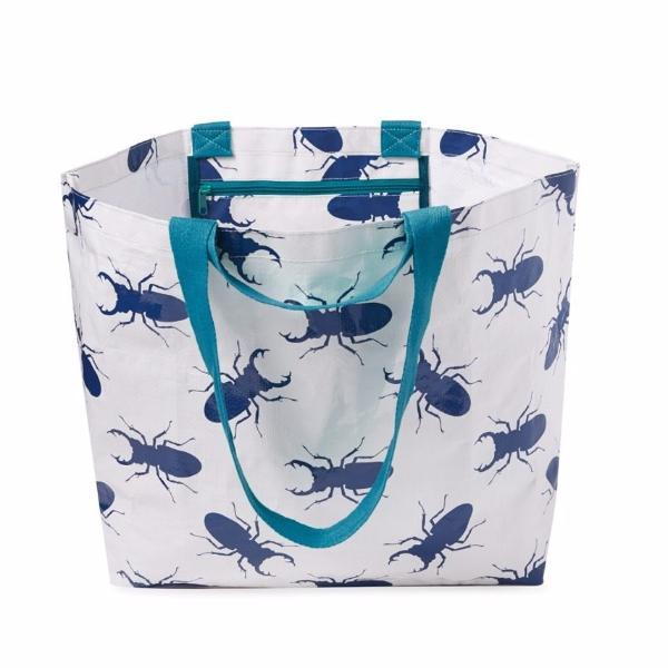 Project Ten | The Everyday Medium Tote Bag BUGS | Shut the Front Door