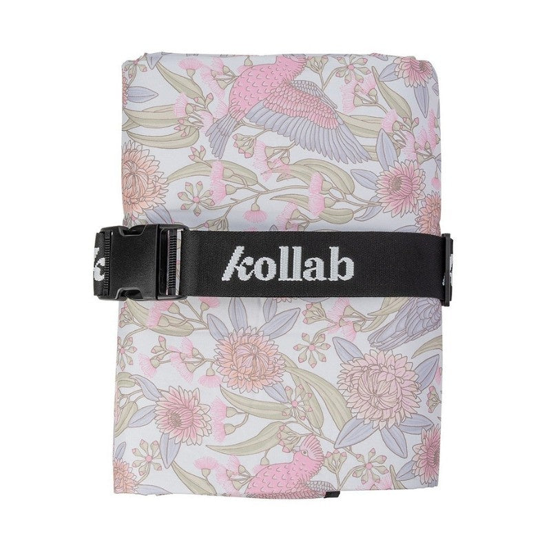 Kollab | Picnic Mat - Galah Floral | Shut the Front Door
