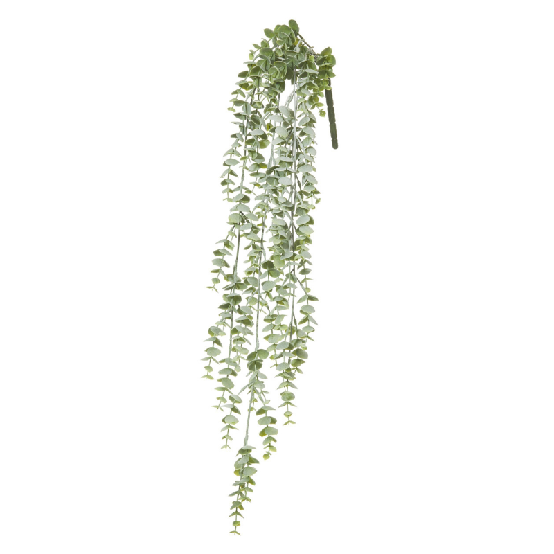 Albi | Silver Leaf Hanging Bush - Grey Green | Shut the Front Door