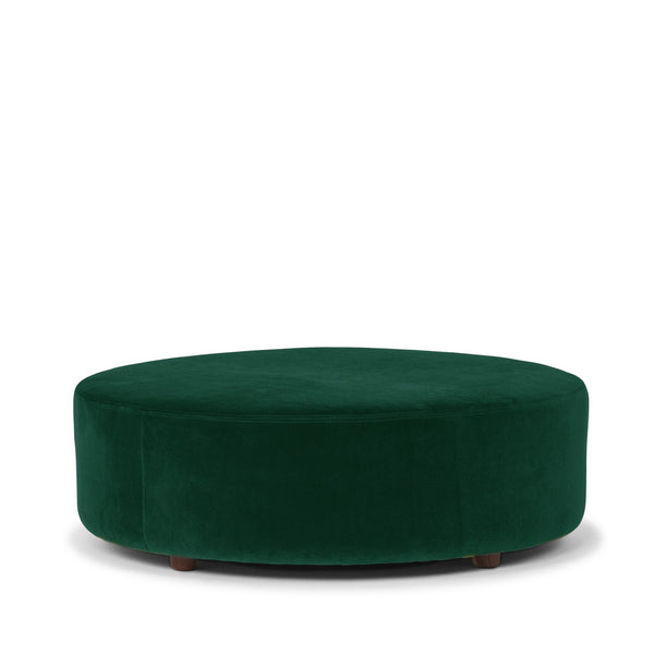 Me & My Trend | Ottoman Velvet Large Green *PRE-ORDER* | Shut the Front Door