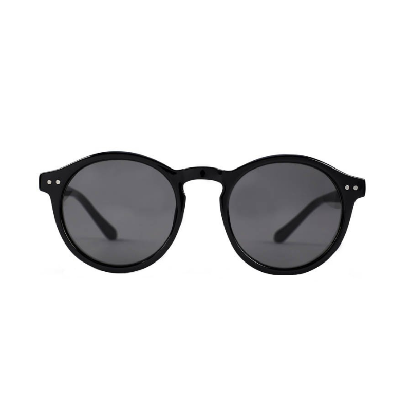 Reality Eyewear | Hudson Sunglasses - Black | Shut the Front Door