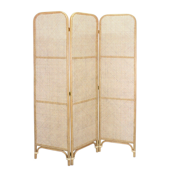 General Eclectic | Rattan Woven Screen | Shut the Front Door