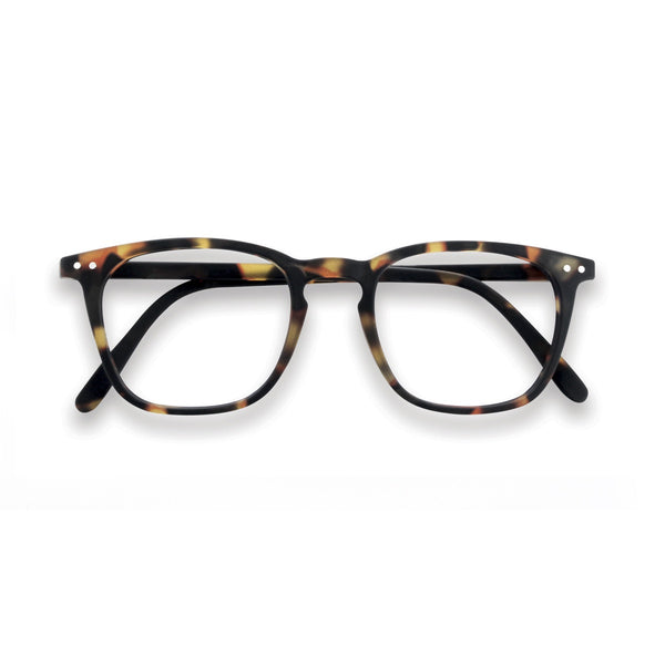 Izipizi | Reading Glasses Collection E Tortoise +2.5 | Shut the Front Door